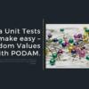 Java Unit Tests (JUnit) make easy – Random Values with PODAM
