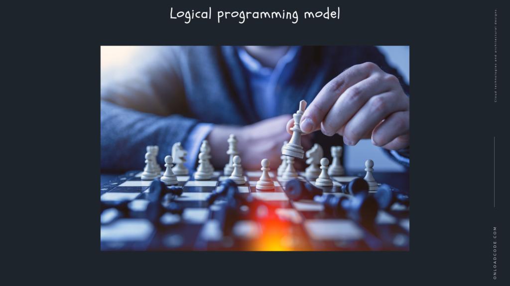 Logical programming model