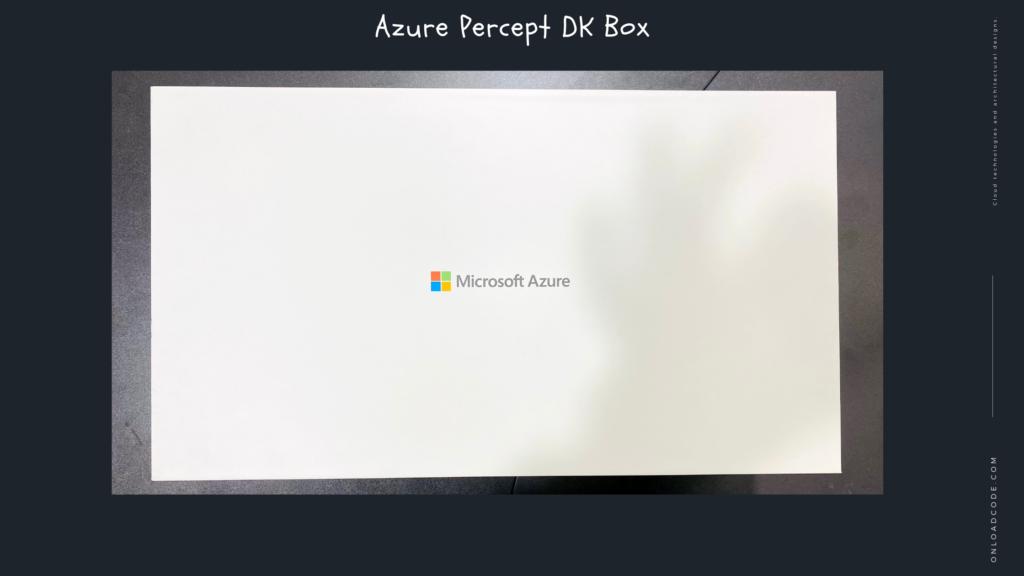 Azure Percept DK Box