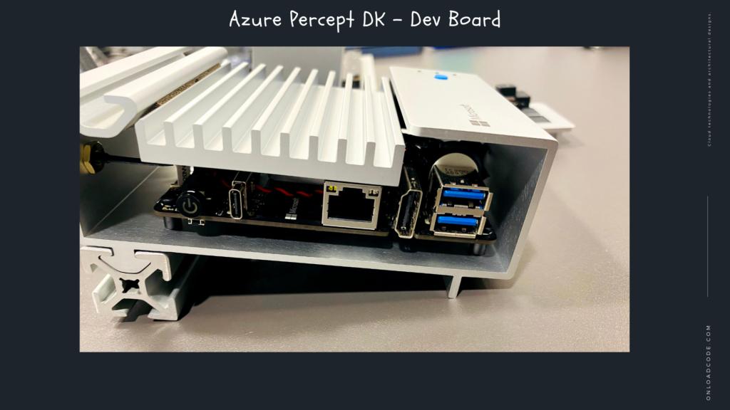 Azure Percept DK - Dev Board
